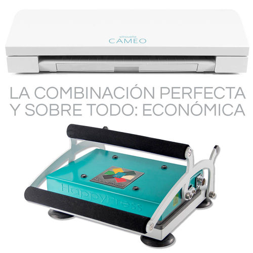 Pack ECO #001 - Plotter + Prensa